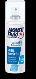 Moustifluid zones tempérées